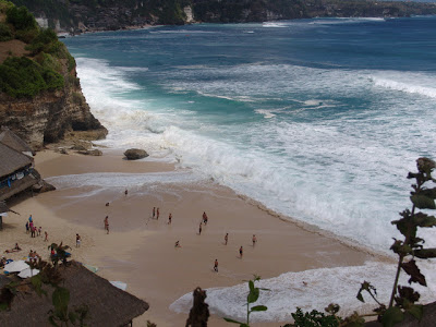 Pantai Dreamland Terletak Di Pecatu Bali, Ini Lokasi Alamat Peta Map + Harga Tiket Masuk